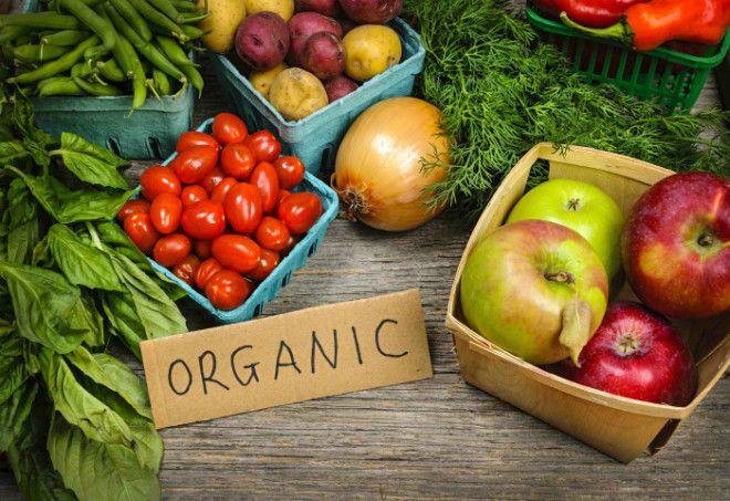 Разница между органическими и натуральными продуктами