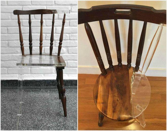Ремонт поломанных стульев