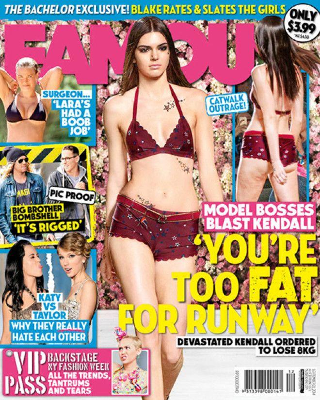 SСлишком толстая для моды Модели которых критиковали за неидеальную фигуру
