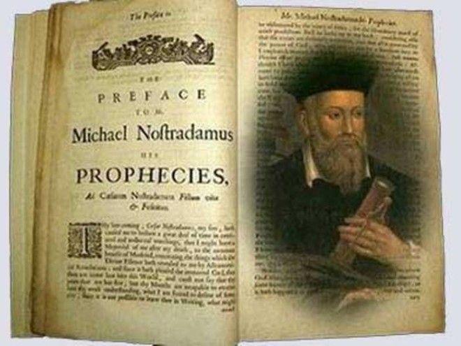 Нострадамус: известный предсказатель, чьи тексты трактуются слишком широко