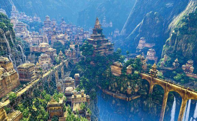 Поиски Шамбалы, легендарного города буддистов и индуистов