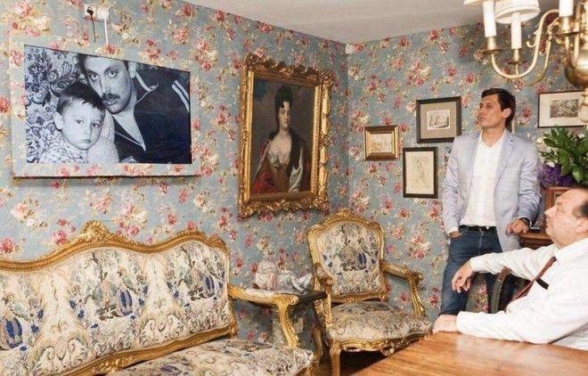 Творческий кризис или как не стоит украшать свое жилище