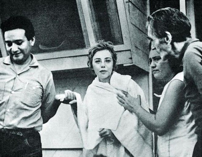 LBВ 1961 году маленькая девочка была найдена в море Вот ее история