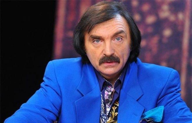 Артист цирка телеведущий Амаяк Акопян Фото showbizzznet