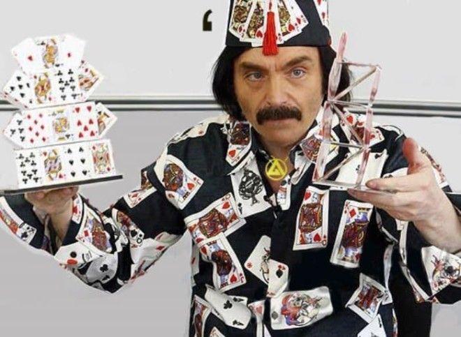 Он не любил когда его называли фокусником и считали клоуном Фото blogturbomagicru