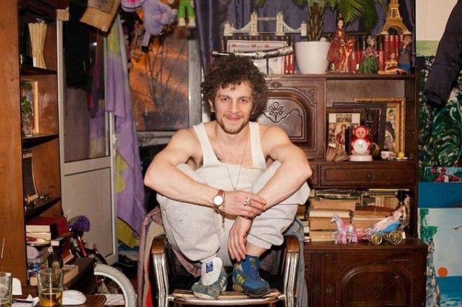 26летний парень по имени Маканаче из столицы Румынии города Бухареста