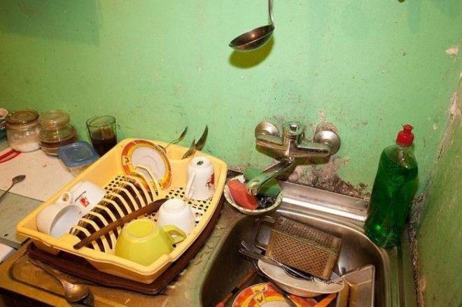Кухня холостякарумына