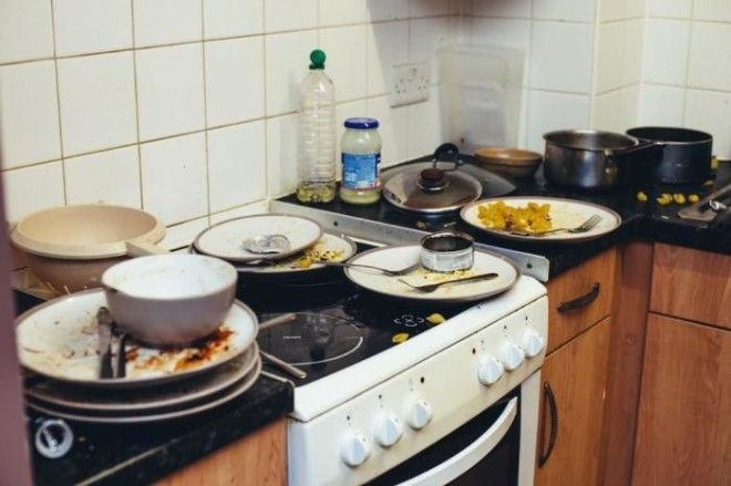 Кухня холостякаангличанина