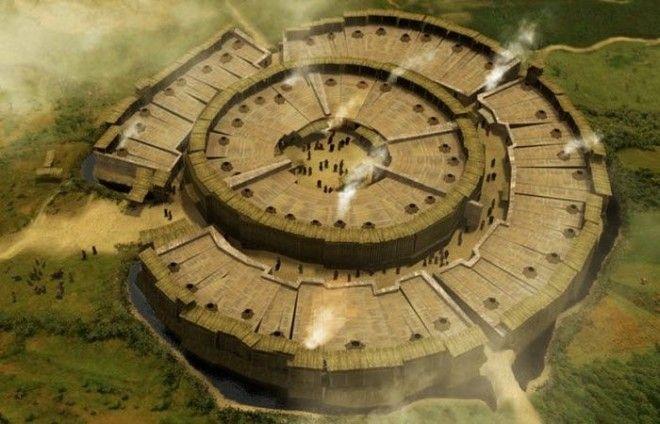 Раскопки арийских городов