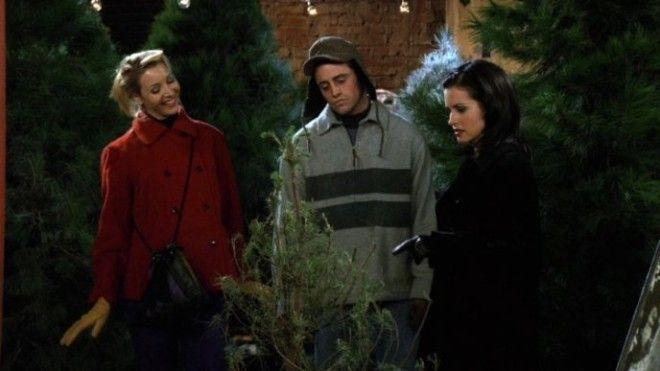 S10 рождественских серий сериала Друзья которые украсят сегодня ваш вечер