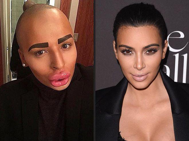 Jordan James Parke Kim Kardashian
