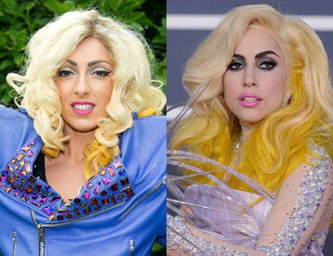 Donna Marie Trego Lady Gaga