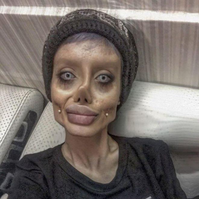 19летняя Сахар Табар