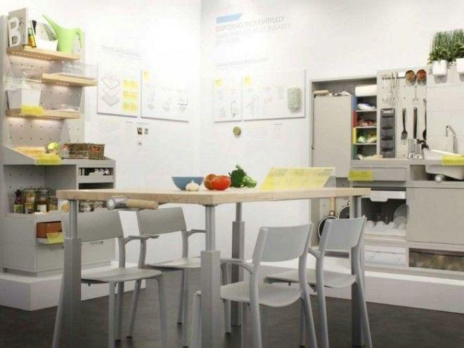 Кухня будущего от IKEA и IDEO London