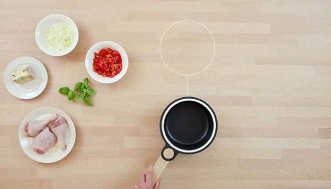 Для приготовления пищи больше не понадобятся массивные плиты и духовки