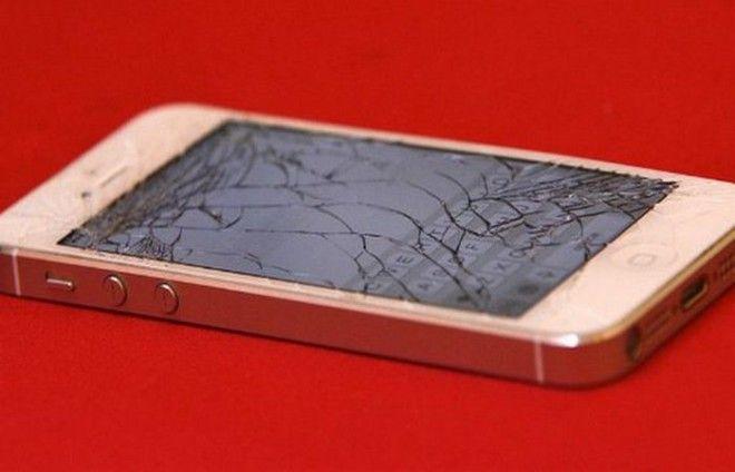 Apple игнорировать разбитый экран или утопленника