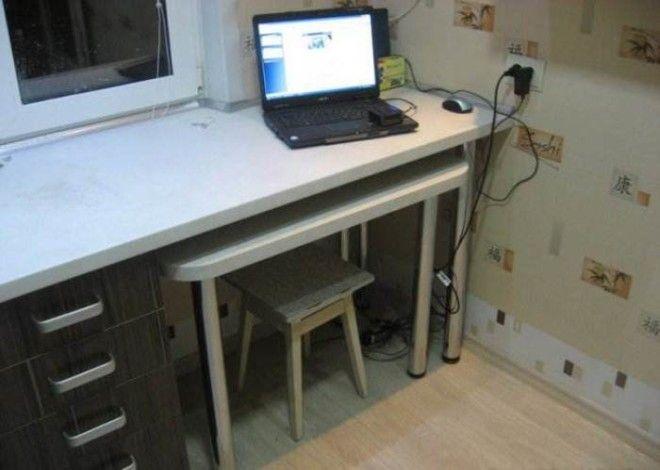 Рабочий стол для кухни