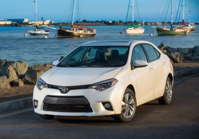 Toyota Corolla 2014 года Фото cheatsheetcom