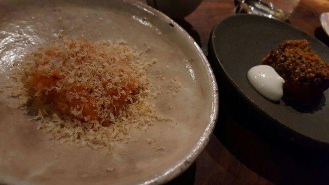 Как выглядит ужин за 600 заказанный в одном из самых дорогих ресторанов