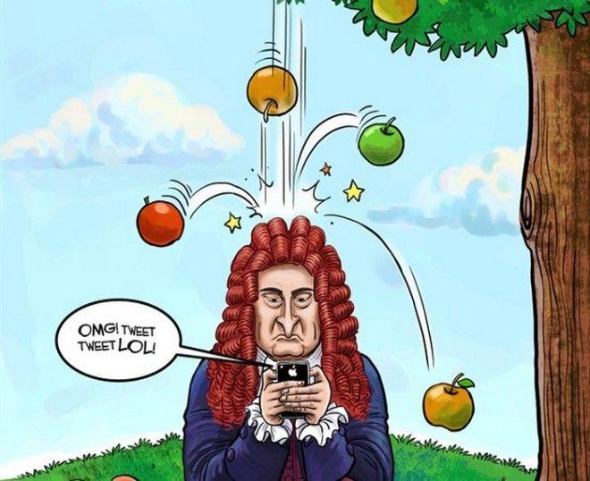 Яблоки которые изменили мир