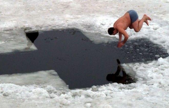 Купание в холодной воде улучшение иммунной системы