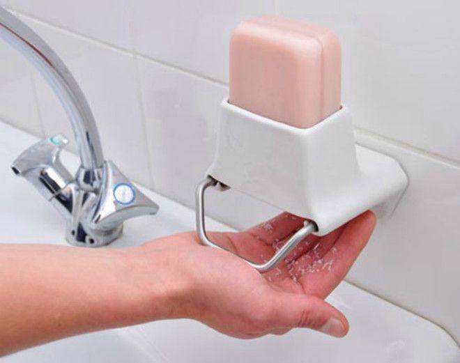 Подставкаизмельчитель мыла