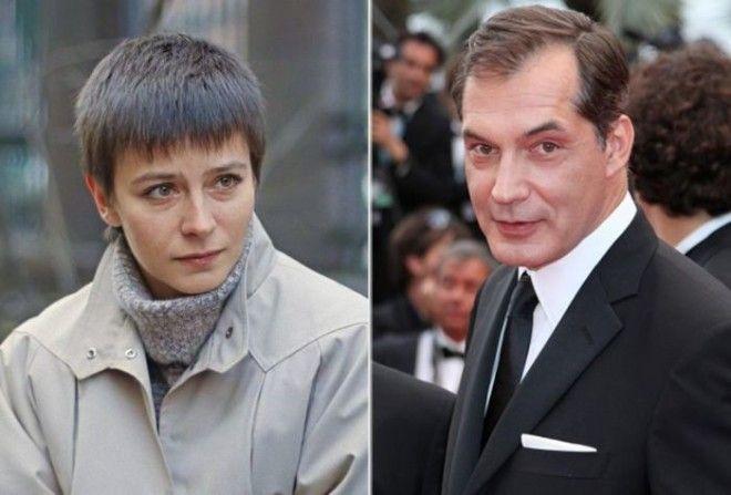 Елена Сафонова и Самюэль Лабарт