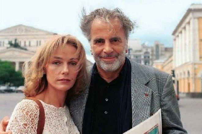 Наталья Андрейченко и Максимилиан Шелл Фото wwwtrendrunet