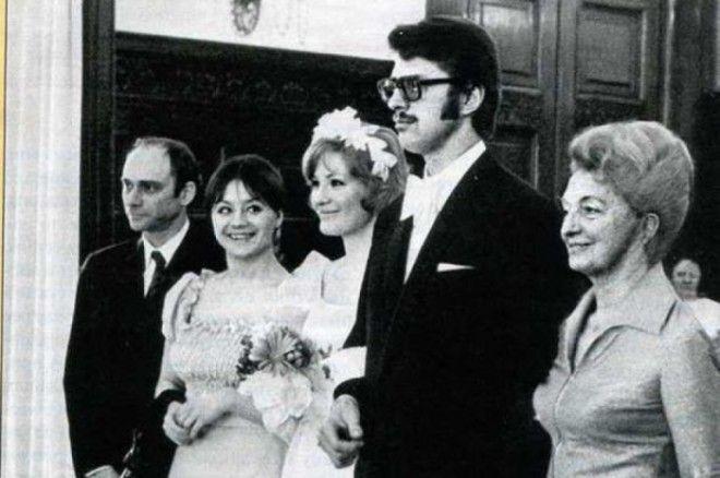 Людмила Максакова и Петер Андреас Игенбергс 1974 Фото wwwdayonlineru