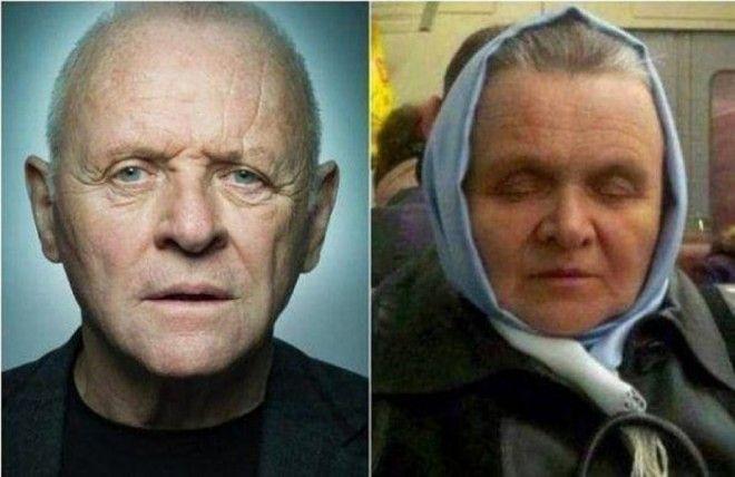 Как две капли воды: российские двойники мировых знаменитостей