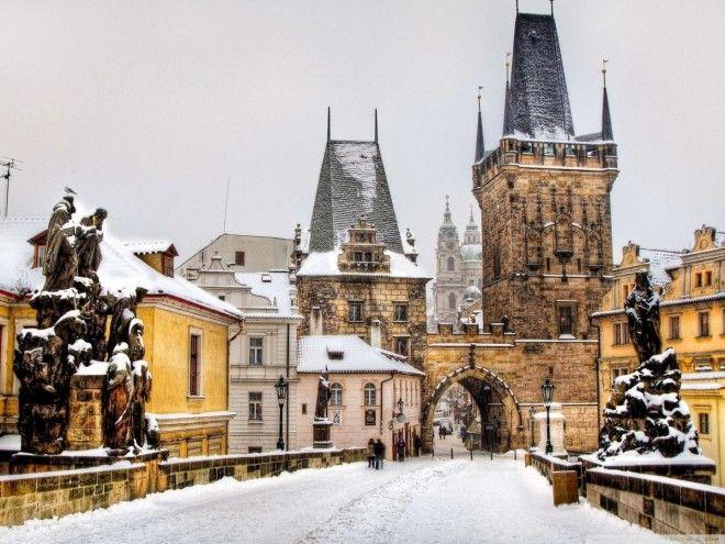 Веские причины поехать в Прагу зимой