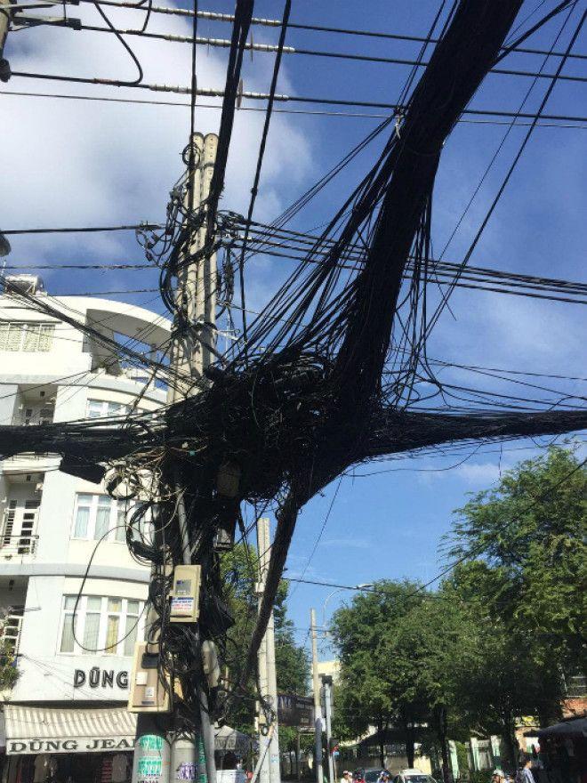 Аккуратные провода