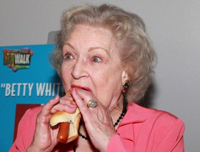 Секрет долголетия от американской актрисы Бетти Уайт
