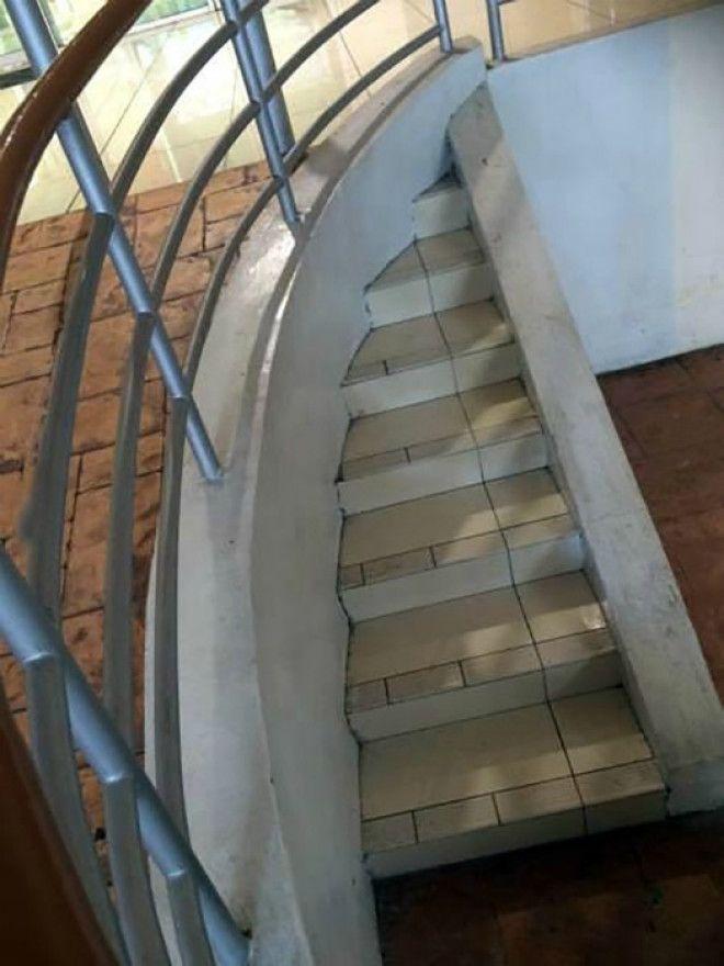 Крошечная лестница