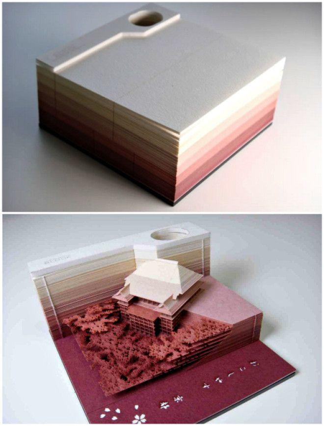 Уникальный набор отрывных стикеров