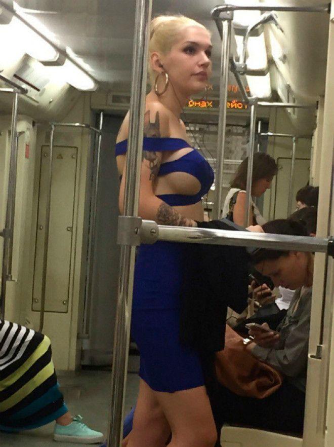 Нескромное платье