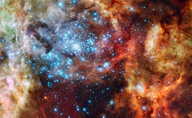Лучшие недавние кадры телескопа Хаббл