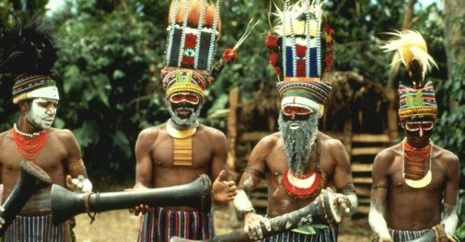 Аборигены АвстралииФото turneby
