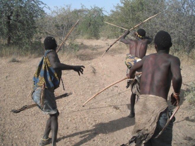 Охота с лукамиФото wwwtataradventureru