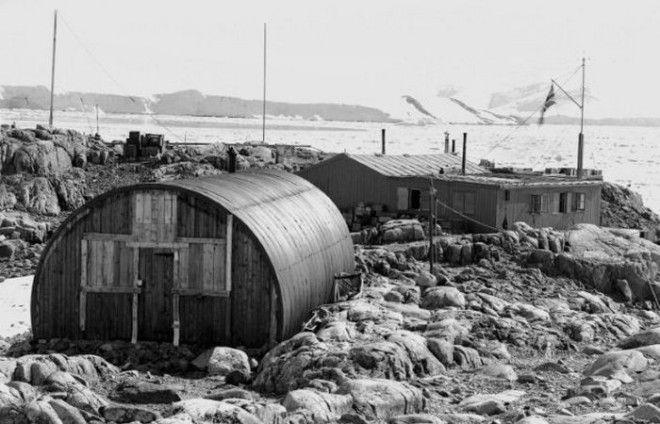 Экспансия Антарктиды операция Табарин