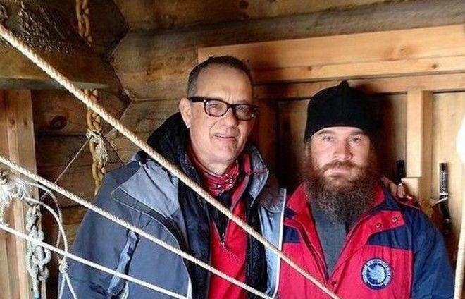 Необычное путешествие в Антарктиду Тома Хэнкса