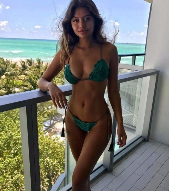 2370 тысяч за пост Составлен список самых дорогих бикинимоделей Instagram