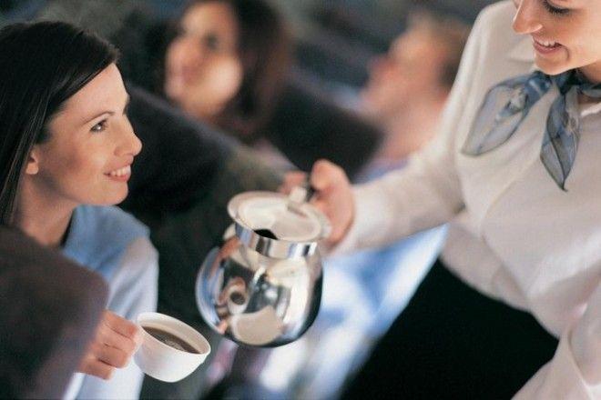 Кофе на борту нужен пассажирам куда больше чем они думают