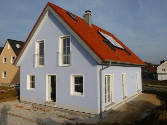 Дом построенный немецкой компанией Dennert