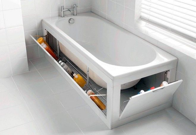 Если вы любите заниматься уборкой дома то как правило имеется не плохой арсенал всевозможных тюбиков банок и бутылок с химией а они занимают половину вашей ванной комнаты