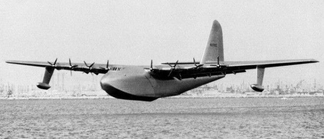 Летающая лодка Hughes H4 Hercules
