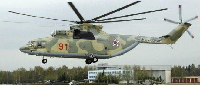 Вертолет Ми26