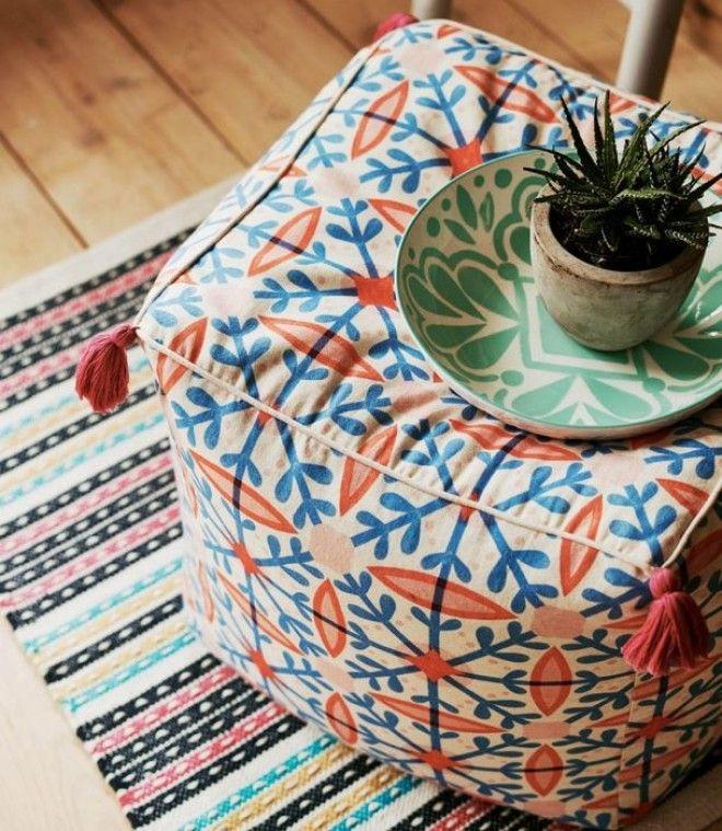 Мебель и посуда в этническом стиле