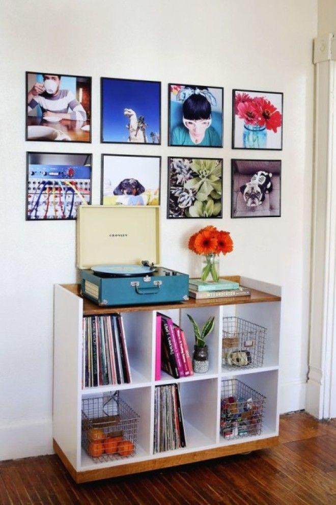Распечатайте свои любимые снимки из соц сетей и украсьте ими стену Или используйте для декора старые фотографии которые наверняка пыляться в фотоальбомах