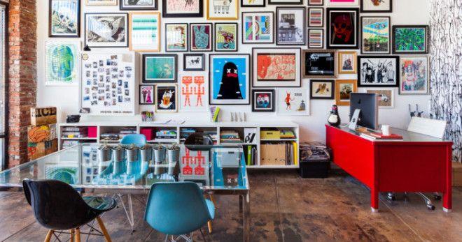 Наверняка у вас гдето хранится онлайнколлекция любимых картинок с вдохновляющими видами Распечатайте самые любимые и украсьте ими стену